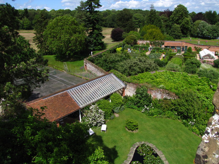 Поместье Greys Court , Оксфордшир 95929