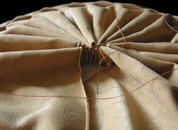 Плотная ткань своими руками