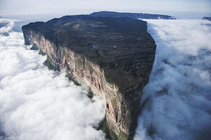 гора рорайма венесуэла 5 (700x465, 84Kb)
