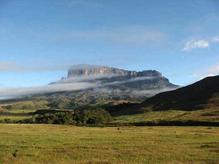 гора рорайма венесуэла 6 (700x525, 82Kb)