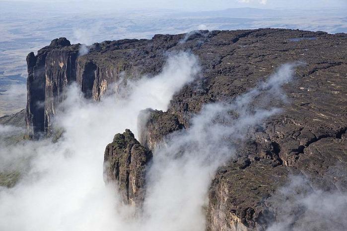 гора рорайма венесуэла 7 (700x465, 104Kb)