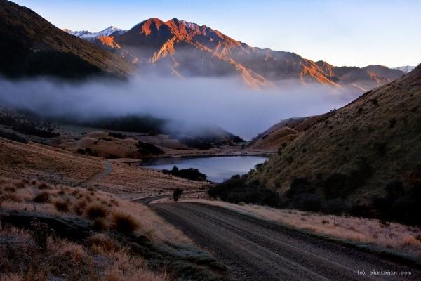 Новая Зеландия - завораживающие пейзажи9 (600x400, 182Kb)
