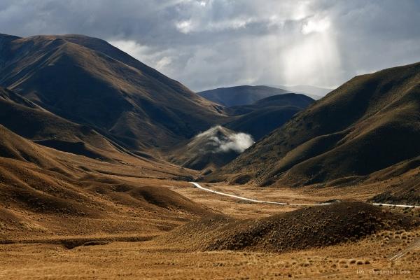 Новая Зеландия - завораживающие пейзажи30 (600x400, 217Kb)