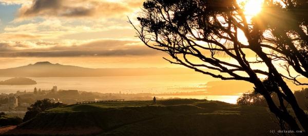 Новая Зеландия - завораживающие пейзажи38 (600x265, 154Kb)