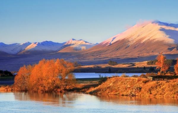 Новая Зеландия - завораживающие пейзажи (600x383, 177Kb)