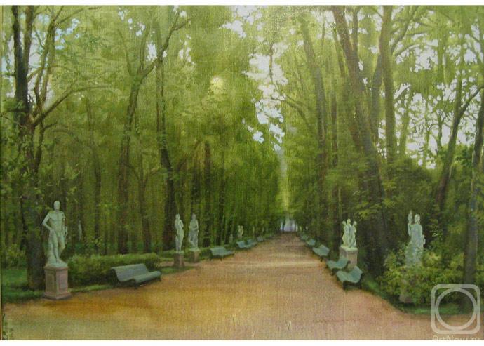 24 Летний Сад.Белая ночь (690x493, 62Kb)