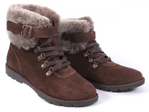 Зимняя Обувь Женская
