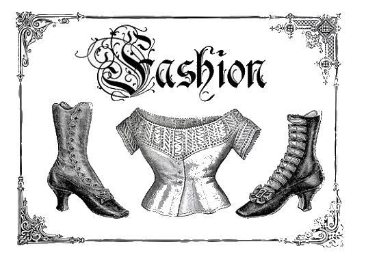 Fashion винтажные монохромные шаблоны