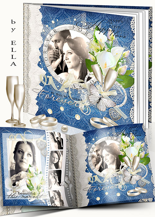 WB.blue-Happy in Love by ELLA (500x700, 146Kb)