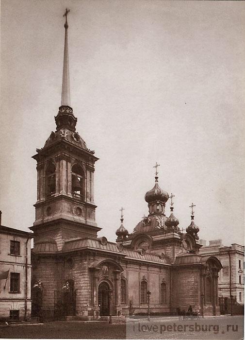 Sankt 22. Захарьевская ул. 5 км от центра (Санкт-Петербург) Мир