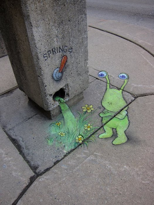 David Zinn Sluggo ����� ��� (525x700, 100Kb)