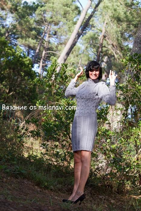 Вязаное-платье-Серая-Дымка-1 (467x700, 142Kb)