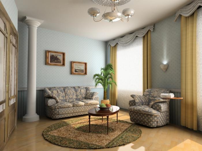 Стили дизайна интерьера квартир модерн