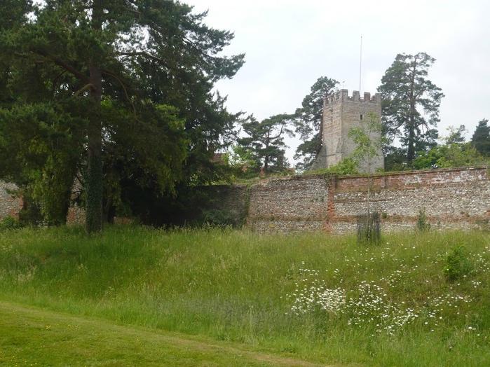 Поместье Greys Court , Оксфордшир 18691
