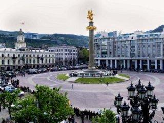 Грузинская оппозиция (320x240, 23Kb)