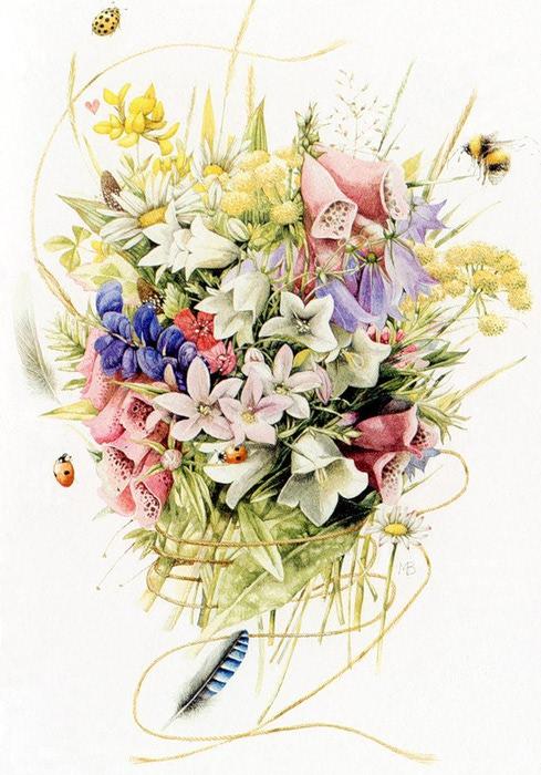 1000 images about marjolein bastin on pinterest for Bouquet internet