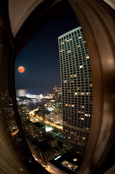Красивый вид из окна - подборка фотографий разных авторов 16 (465x700, 303Kb)