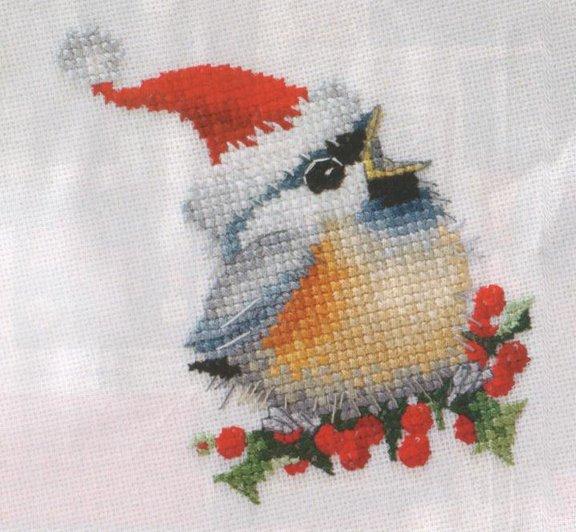Christmas Bird (576x532, 69Kb)
