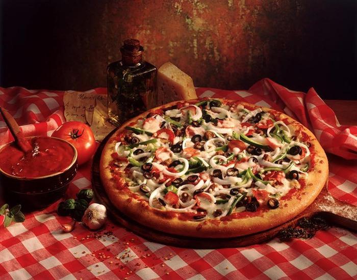 пицца по итальянски (700x550, 124Kb)