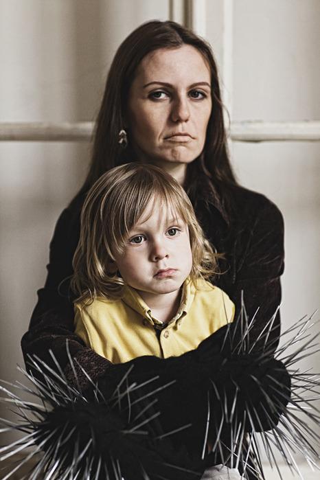 Анна Радченко матери и их дети (466x700, 97Kb)