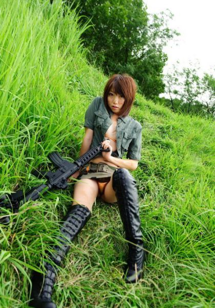 Фотографии красивых азиатских девушек