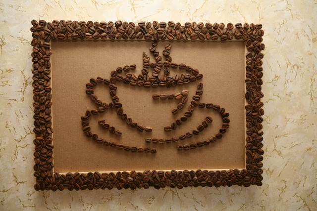 Панно и картины из зерен кофе.: www.liveinternet.ru/journalshowcomments.php?jpostid=248722129...