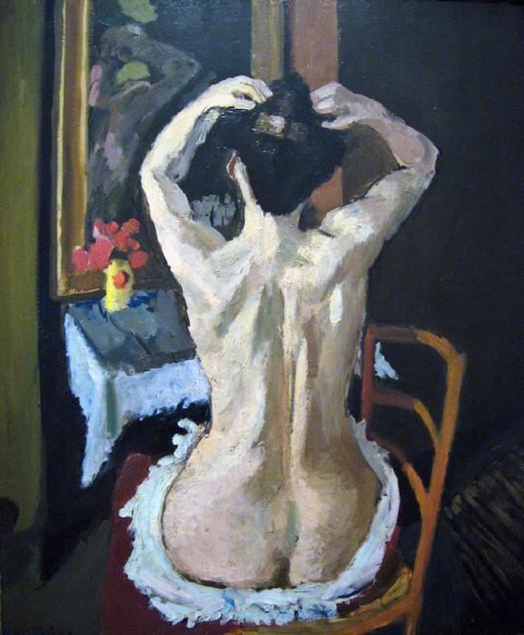 Henri Matisse - La coiffure (1901) (577x700, 60Kb)