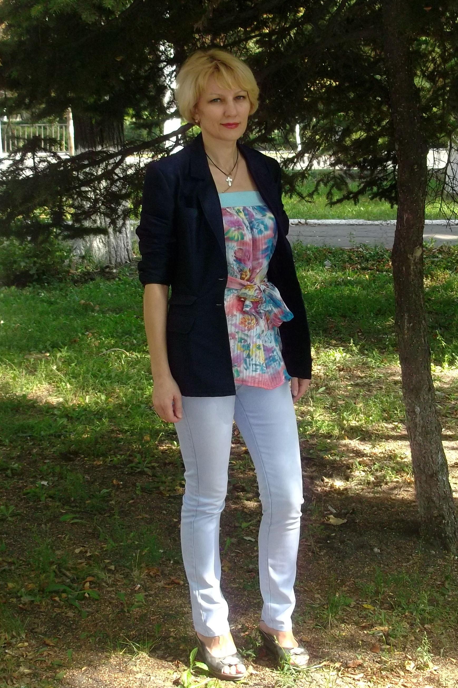 Наташа, 40, Донецк
