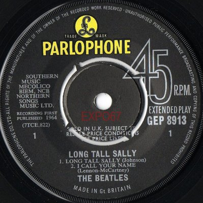 Beatles - I Call Your Name2sharpen (399x400, 46Kb)