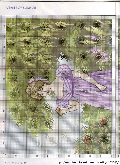 cross stitch collection 132 2006.07 26 (508x700, 438Kb)