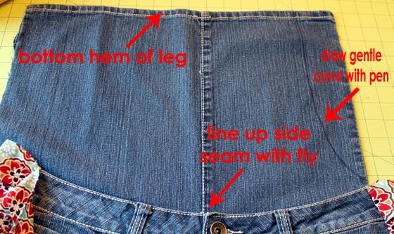 как сшить фартук из джинсов (8) (560x333, 239Kb)