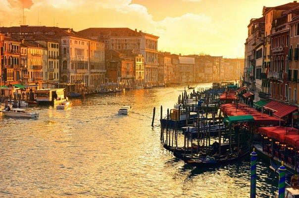 Риальто - квартал Венеции (604x401, 306Kb)