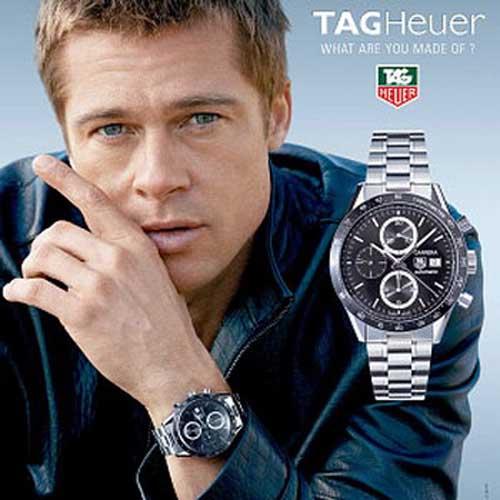 Часы Tag Heuer ТАГ Хоер это прекрасный подарок мужчине