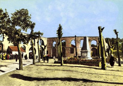 Медеа Старый римский акведук Лоди (411x289, 39Kb)