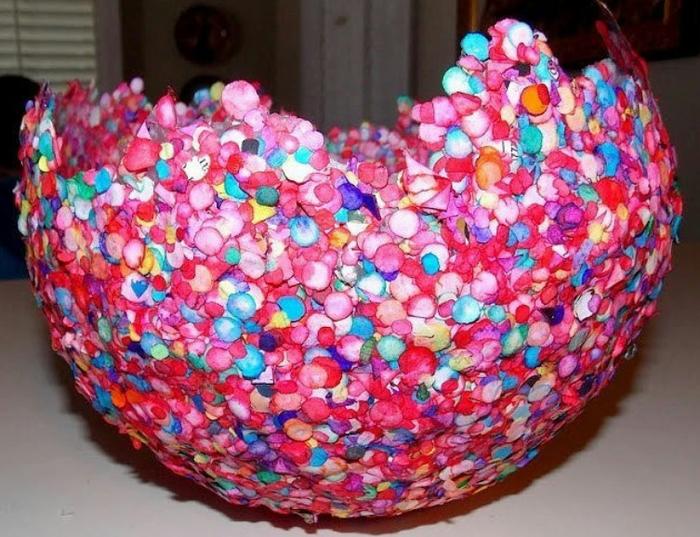 Как сделать вазу из газеты и шарика - ПРОСПЕКТ