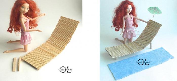Как делать все для кукол своими руками 3