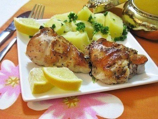 курица с лимоном и медом (510x383, 208Kb)