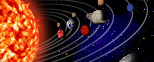 Неизвестные объекты Солнечной системы