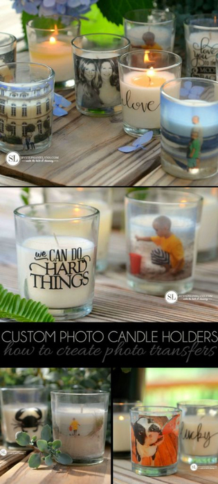 Custom Photo Candle Holders    michaelsmakers diy packing tape transfers_zpstf1z1igm (315x700, 245Kb)