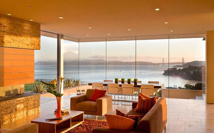 красивый современный дом фото 2 (700x435, 248Kb)