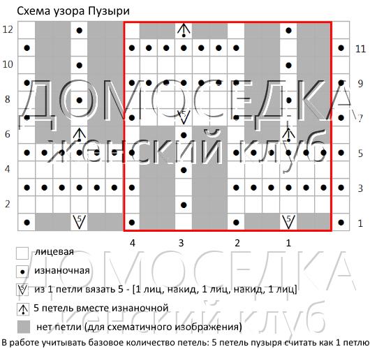 shema-uzora-puzyiri1 (530x500, 104Kb)