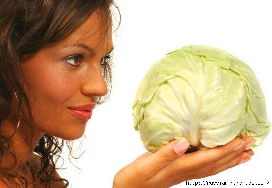 Особые свойства и способы применения капусты белокачанной