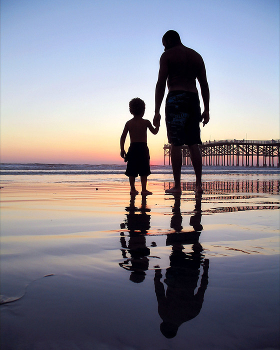 Father_and_Son_by_melaniumom (560x700, 103Kb)