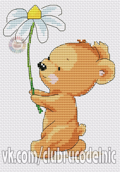 Little bear1 (490x700, 502Kb)