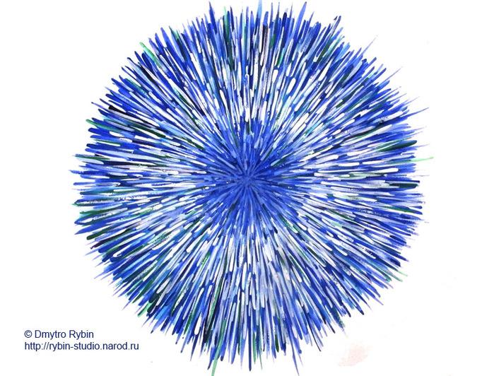 "Мандала ""1000 лучей"". /5179278_Mandala_blue_aa1 (700x532, 178Kb)"