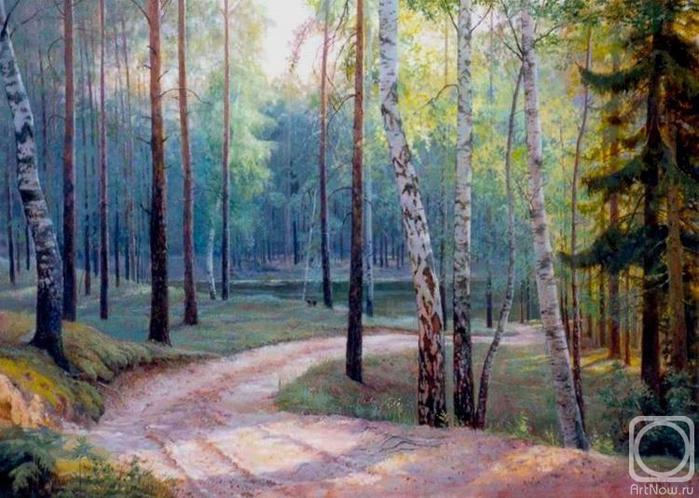 В лесу 1 (700x498, 404Kb)