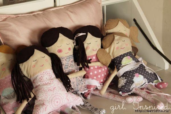 Выкройка текстильных примитивных кукол (3) (600x400, 121Kb)