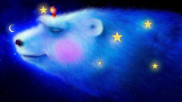Сон рисую звезду
