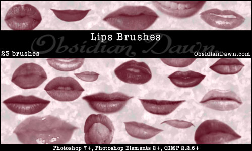 Lips___Mouth_Photoshop_Brushes_by_redheadstock (500x300, 98Kb)