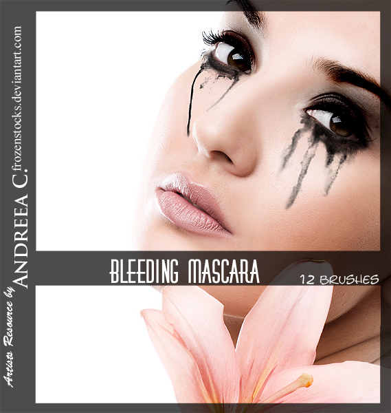 Bleeding_Mascara_by_frozenstocks (569x600, 263Kb)